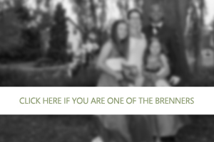 Brenner Wedding Login
