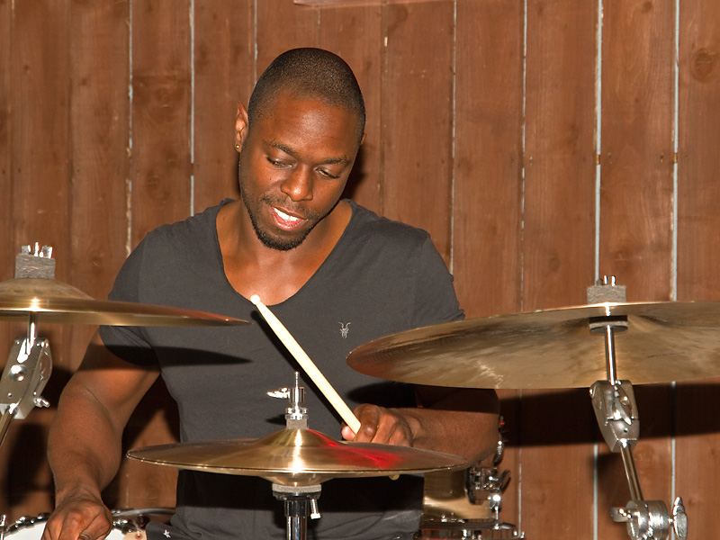 Event Photography – Chris Johnson Rihanna's Drummer