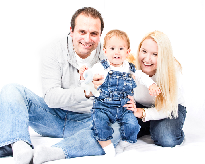 Family Portrait Photography Shoot