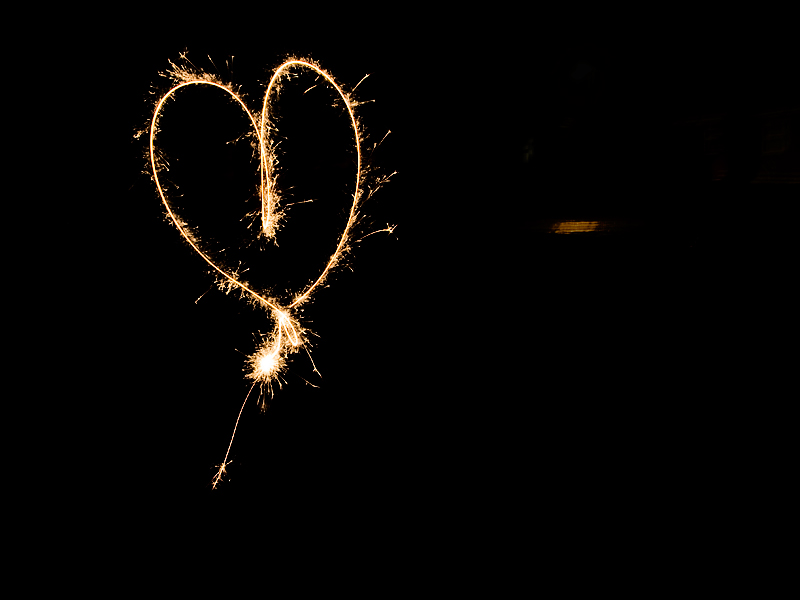 Bonfire Night Fireworks Photography