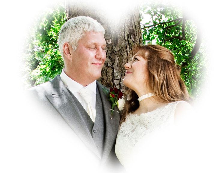 Rod and Heather's Wedding Photographs