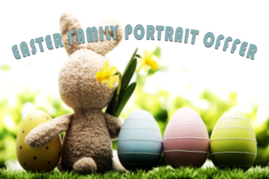 An Easter Family Portrait Offer